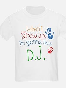 Kids Future D.J. T-Shirt