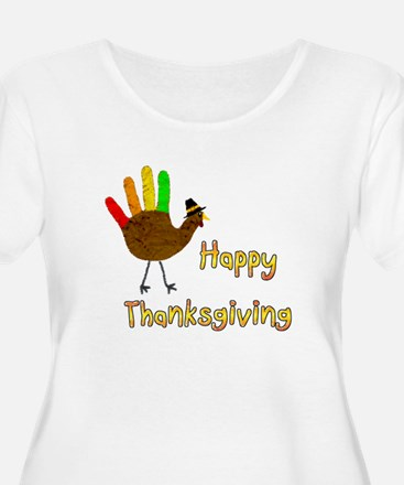 Hand Turkey - T-Shirt
