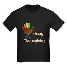 Hand Turkey - T