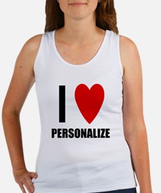 I Love... Women's Tank Top