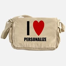 I Love... Messenger Bag
