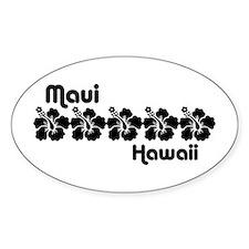 Maui Hawaii Decal