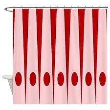 Red Retro Stripes