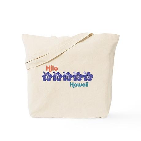 Hilo Hawaii Tote Bag