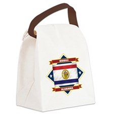 Mobile diamond.png Canvas Lunch Bag