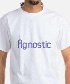 Agnostic Shirt (description on back)