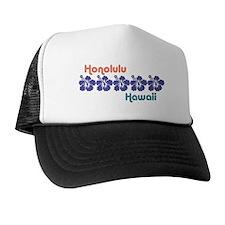 Honolulu Hawaii Trucker Hat