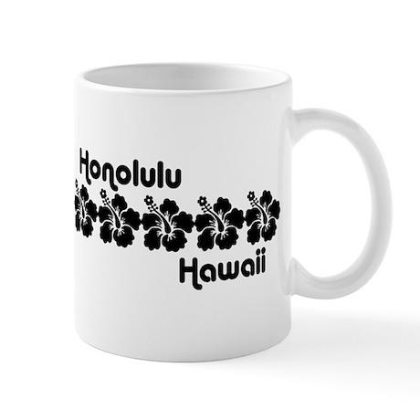 Honolulu Hawaii Mug