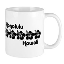 Honolulu Hawaii Mug