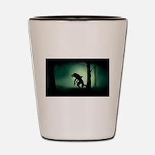 Midnight Stalk Shot Glass