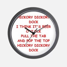 BEER.png Wall Clock