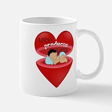 Love Produces Love Mug