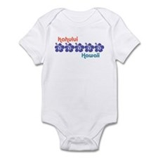 Kahului Hawaii Infant Bodysuit