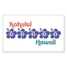 Kahului Hawaii Decal