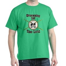Drumming for the Lord T-Shirt