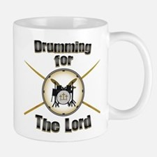Drumming for the Lord Mug