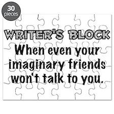 Writers Block Puzzle