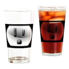 Shocked Drinking Glass