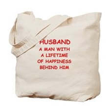 HUSBAND.png Tote Bag