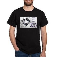 Say GD Black T-Shirt