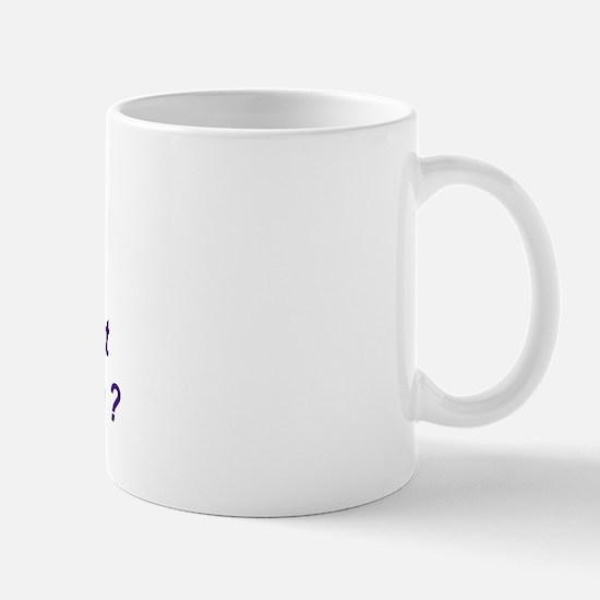 Say GD Mug