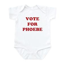 VOTE FOR PHOEBE Infant Creeper
