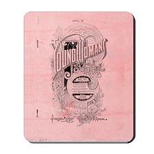 YW Journal Mousepad