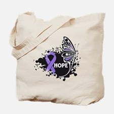 Hope Hodgkin Disease Tote Bag