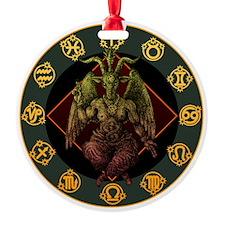 Baphomet 2 Ornament