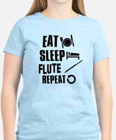 Eat Sleep Flute T-Shirt
