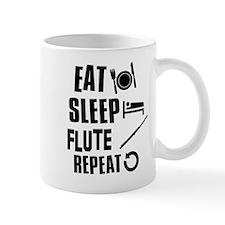 Eat Sleep Flute Mug