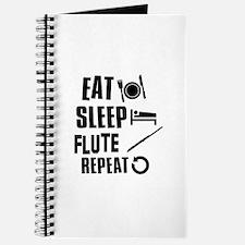 Eat Sleep Flute Journal