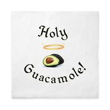Holy Guacamole! Queen Duvet