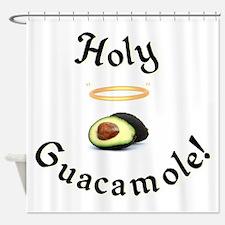 Holy Guacamole! Shower Curtain