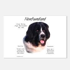 Landseer Newfoundland Postcards (Package of 8)