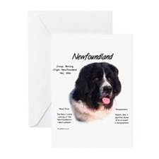 Landseer Newfoundland Greeting Cards (Pk of 10