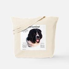 Landseer Newfoundland Tote Bag