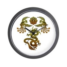 Houou Ryuu Wall Clock