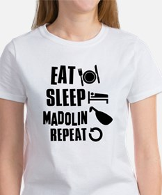 Eat Sleep Madolin Tee