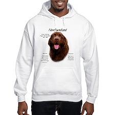 Brown Newfoundland Hoodie