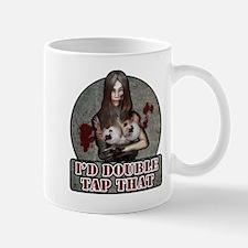 Double Tap Mug