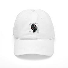Black Neo Baseball Cap