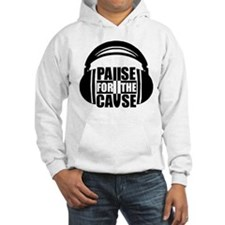 Band Logo With Headphones Hoodie
