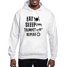 Eat Sleep Trumpet Hoodie