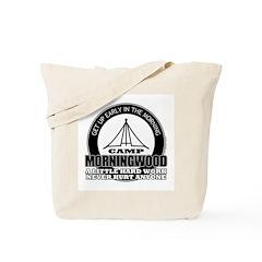 Camp Morningwood Tote Bag