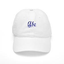 Abe, Blue, Aged Baseball Cap