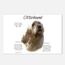 Otterhound Postcards (Package of 8)