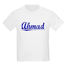 Ahmad, Blue, Aged T-Shirt