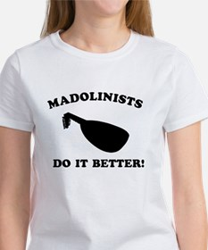 Cool Madolinists Designs Tee