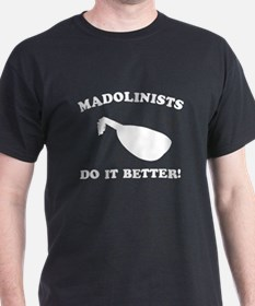 Cool Madolinists Designs T-Shirt